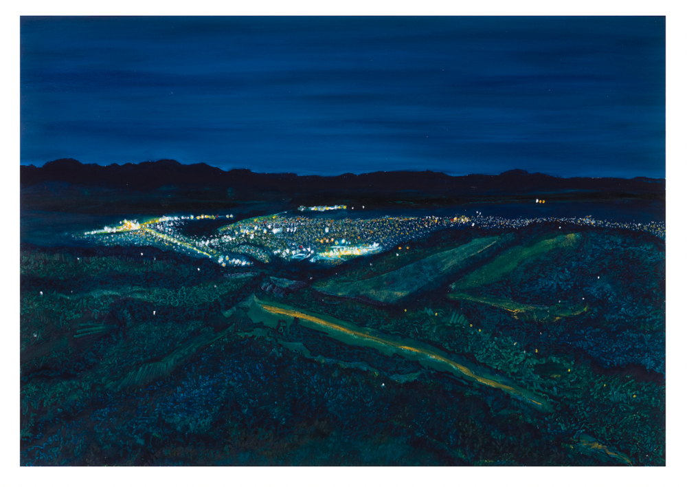 'A Night in Santa Rosa' - John Pascoe 2012