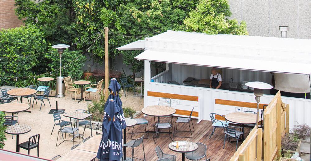 botany bay hotel beer garden & pizza oven