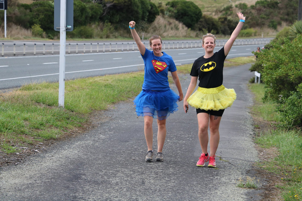Entries - Individuals and teams who register prior to 1st March 2019 will be able to pick up their registration pack including instructions, bibs, and the event safety guidelines from the Plimmerton School hall (School Road) on Saturday the 2nd March from 3pm-6pm or from 7.15am on Sunday the 3rd March. There will be limited late registrations from 7pm Friday the 1st March through to 7.30am Sunday 3rd March. There will be 30 late spots available in total for the event. $10 late fee per entry applies.