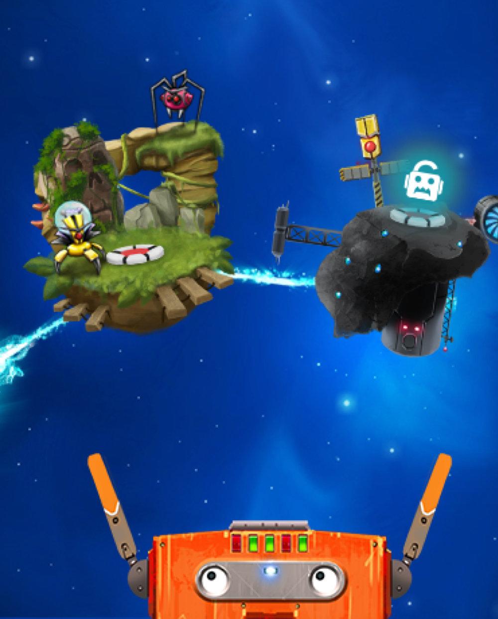 Veikkaus Games - RoBoom Galaksi