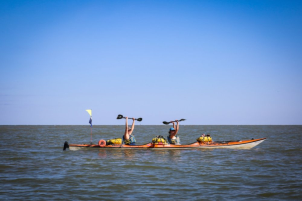 Kayaking the Continent - From London to the Black Sea: 4,000km | 11 countries | 5 capital cities