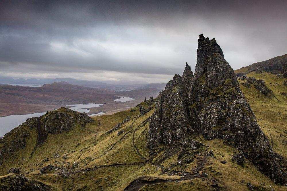 Storr, Isle of Skye, Scotland