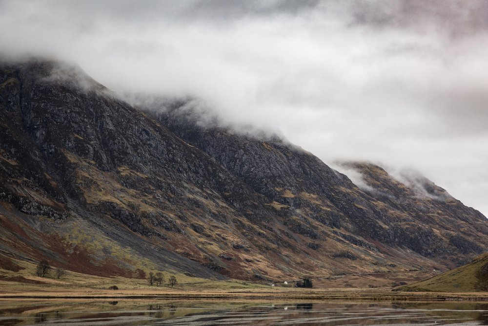 Glencoe Valley, Scotland