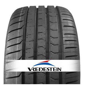 Avec son Ultrac Satin Vredestein propose un pneu qui garantit une bonne traction ainsi qu'une bonne maniabilité. -