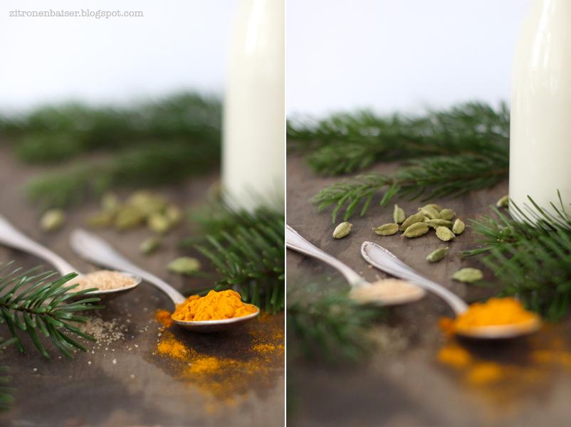 Rezept Goldene Milch nach Ayurveda