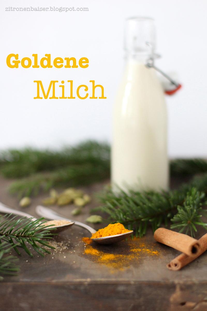 Rezept Goldene Milch Ayurveda Heilmittel Gesund Genuss Kurkuma