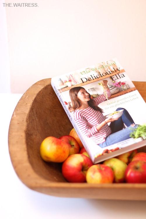 Deliciously Ella Kochbuch Rezension von THE.WAITRESS. Foodblog