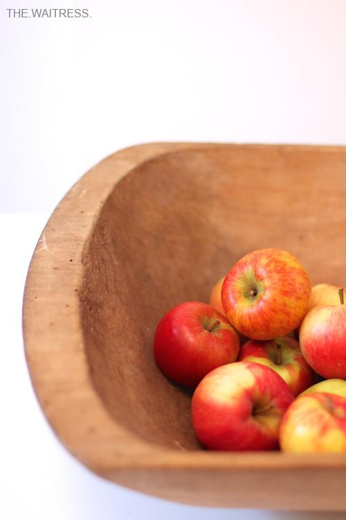 Rezept für gebackenes Apfel-Zimt-Porridge / THE.WAITRESS. Blog