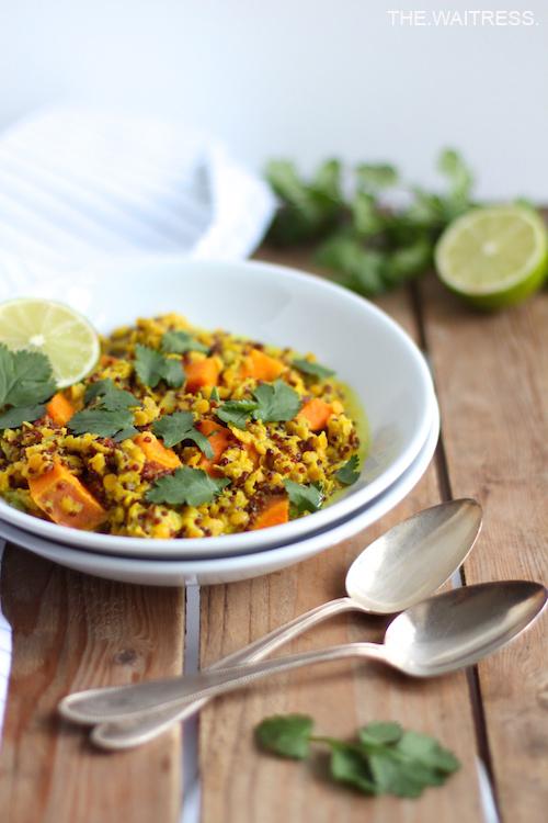 Rezept: Köstliches veganes One-Pot-Quinoa / THE.WAITRESS. Blog
