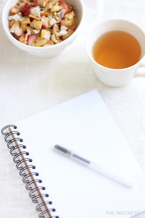 Gefühlvoll Planen: Wie ich mir Ziele setze und auch wirklich erreiche / THE.WAITRESS. Blog