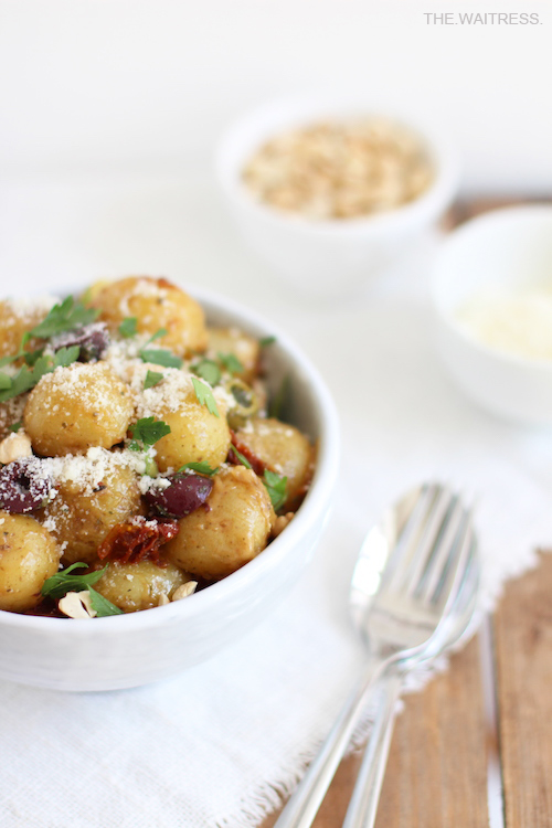 Mein mediterraner Kartoffelsalat / THE.WAITRESS. Blog