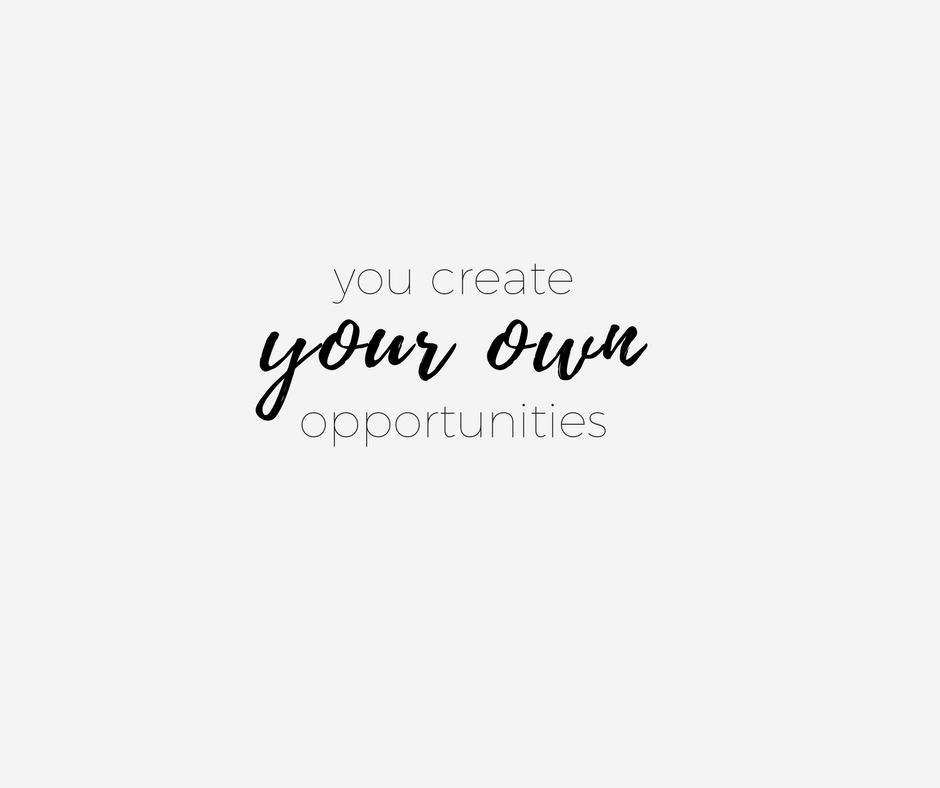 Lovenote: du erschaffst dir deine Möglichkeiten / THE.WAITRESS. Blog