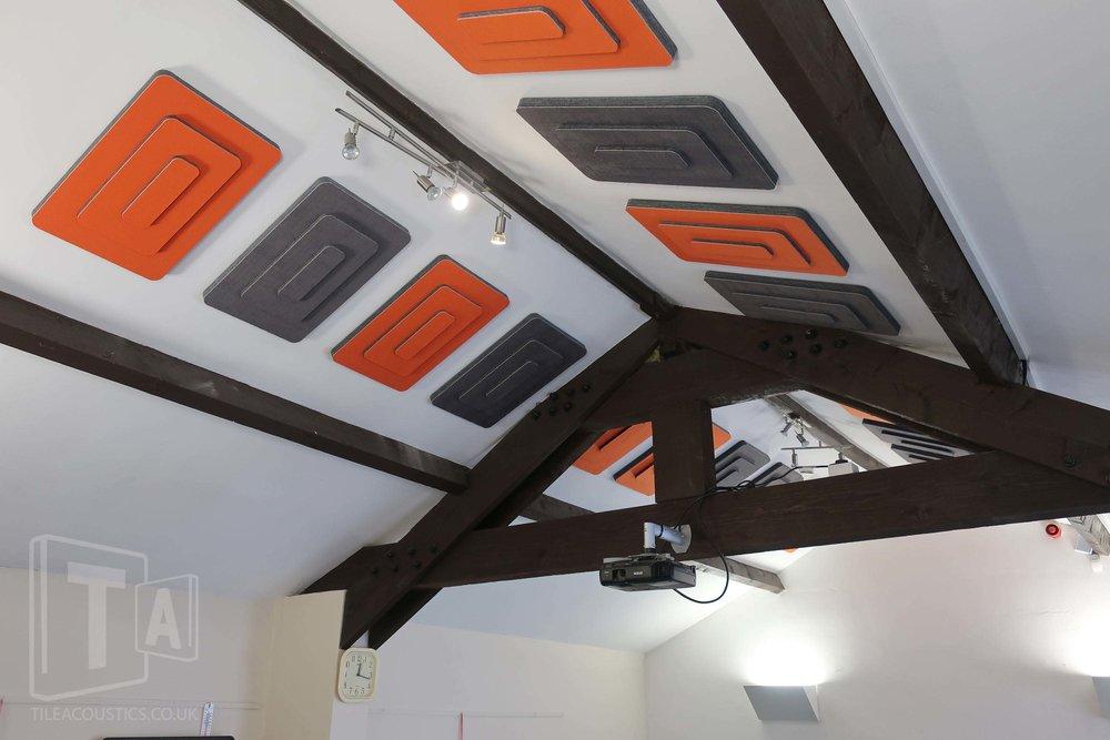 office acoustic ceiling tile