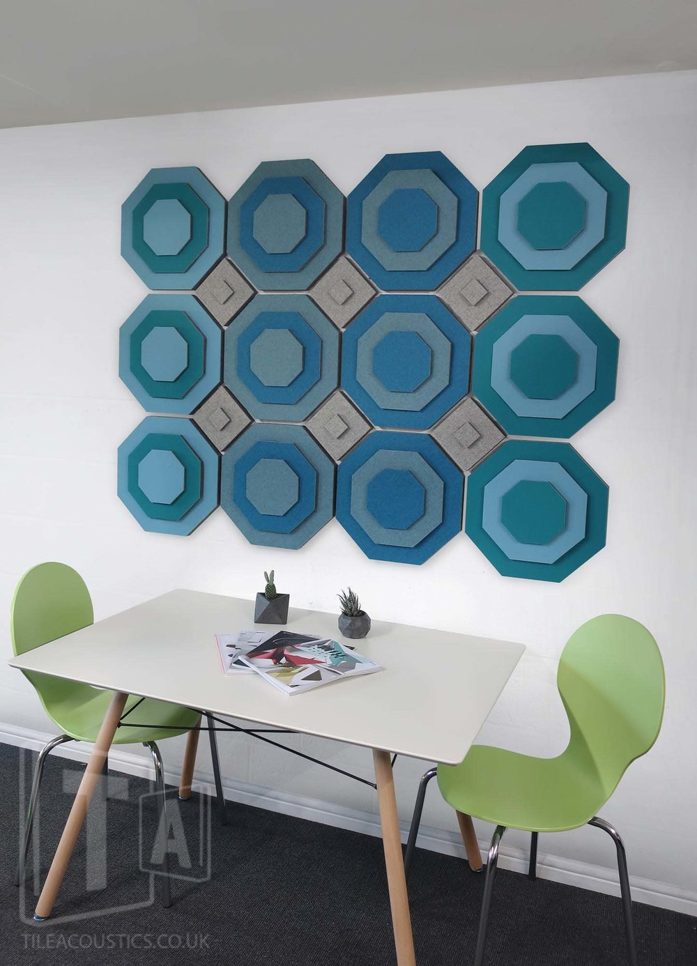 hexagon tile