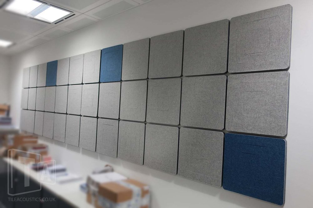 office wall acoustics