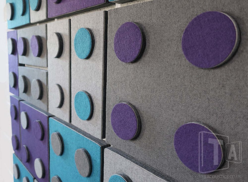 bespoke acoustic wall panel