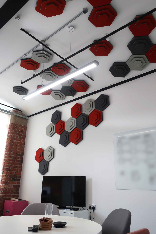 meeting room acoustic ceiling tiles
