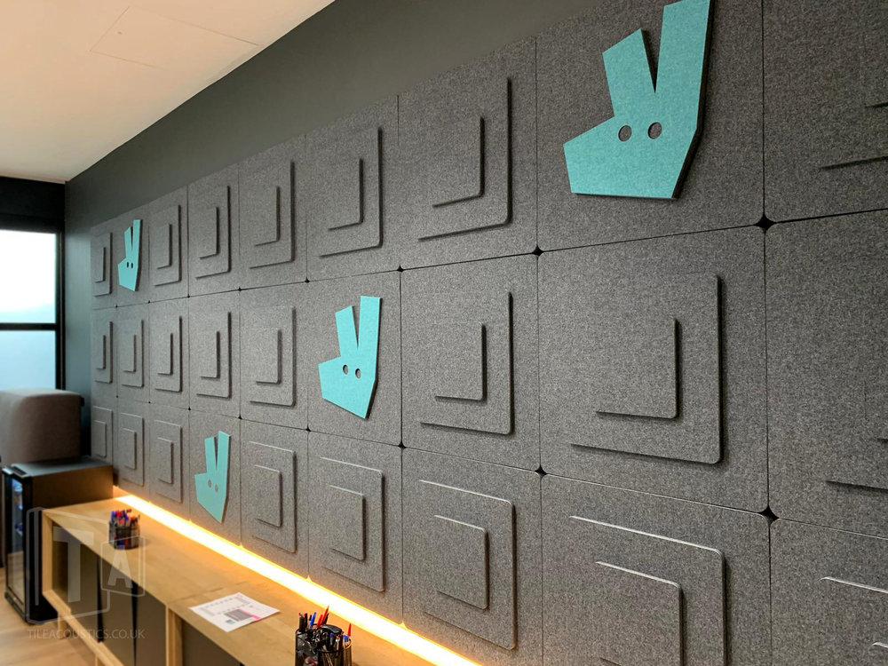 bespoke acoustic panels