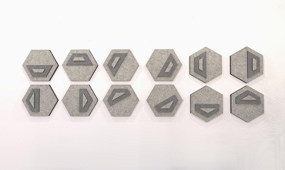 Half Hex Tile