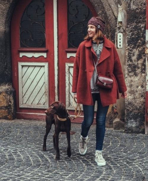 Helena zeigt: Fair Fashion ist heute mehr als nur Leinenhose und Strickpulli.