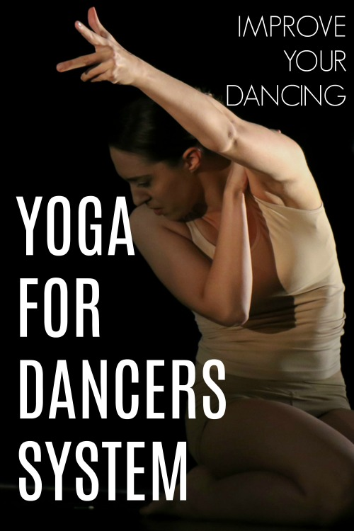 The Yoga for Dancers System - Yoga for Dancers Online Course