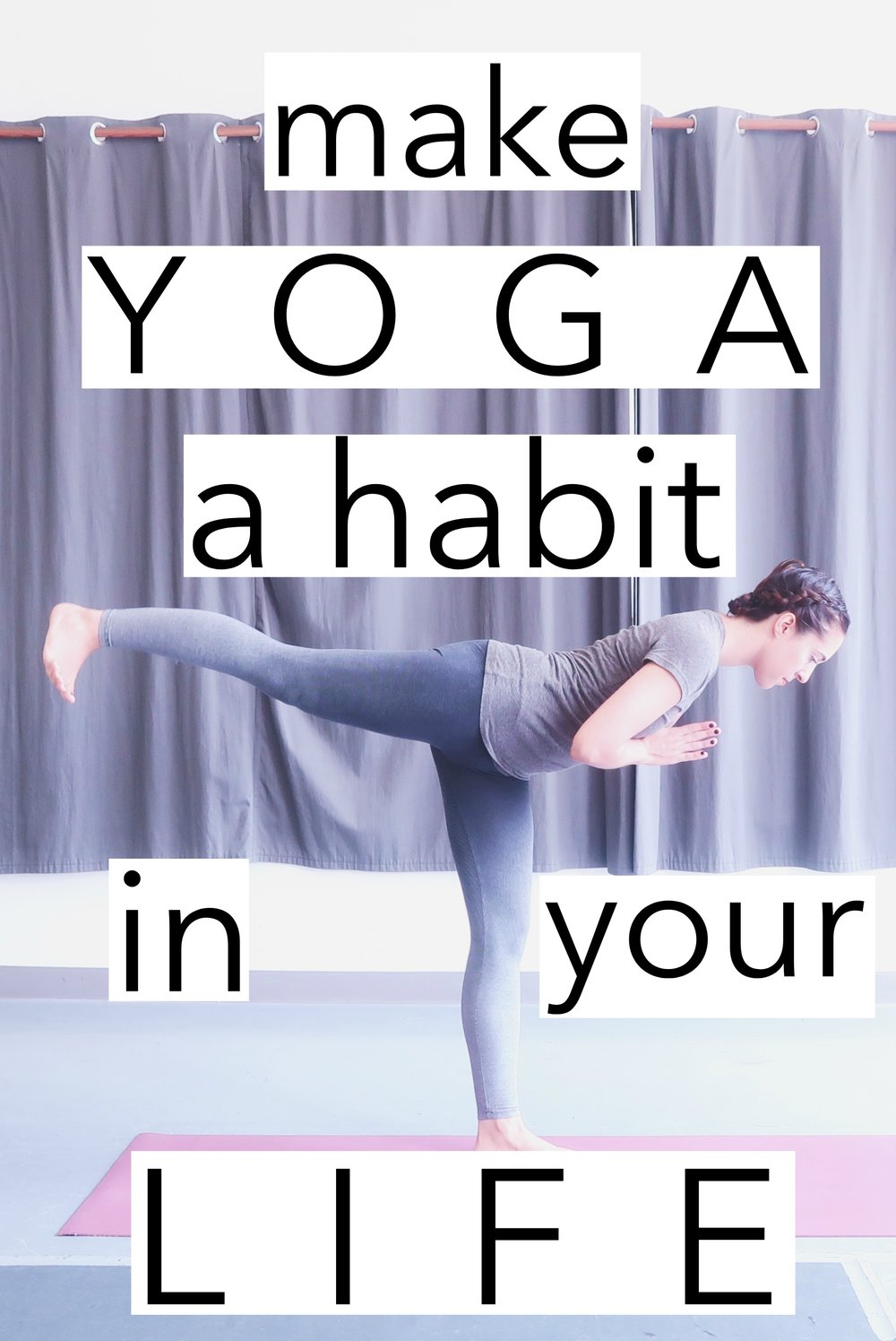 My Yoga Habit Yoga Membership Site