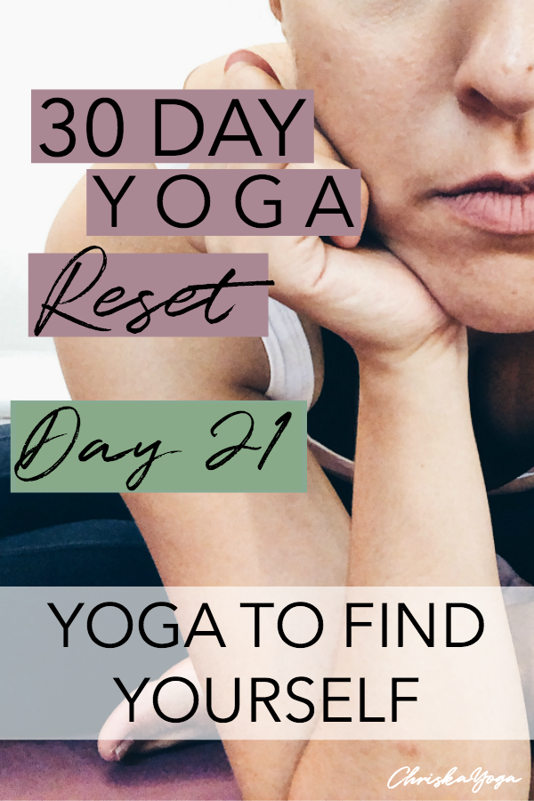 15 minute restorative yoga to find yourself - restorative yoga with props at home
