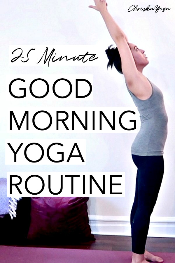 25 minute morning yoga flow | good morning yoga sequence | morning yoga routine | yoga to start your day