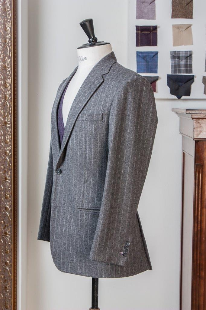 Gray+Grey+Flannel+Chalkstripe+3+piece+Suit+-+2+buttons+-+Paisley+Lining+-+Purple+Waistcoat+-+Fishtail+Trousers+buckle+and+turnup+(3).jpg