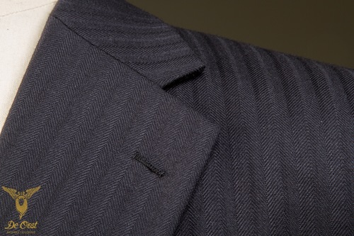 Notched Lapel