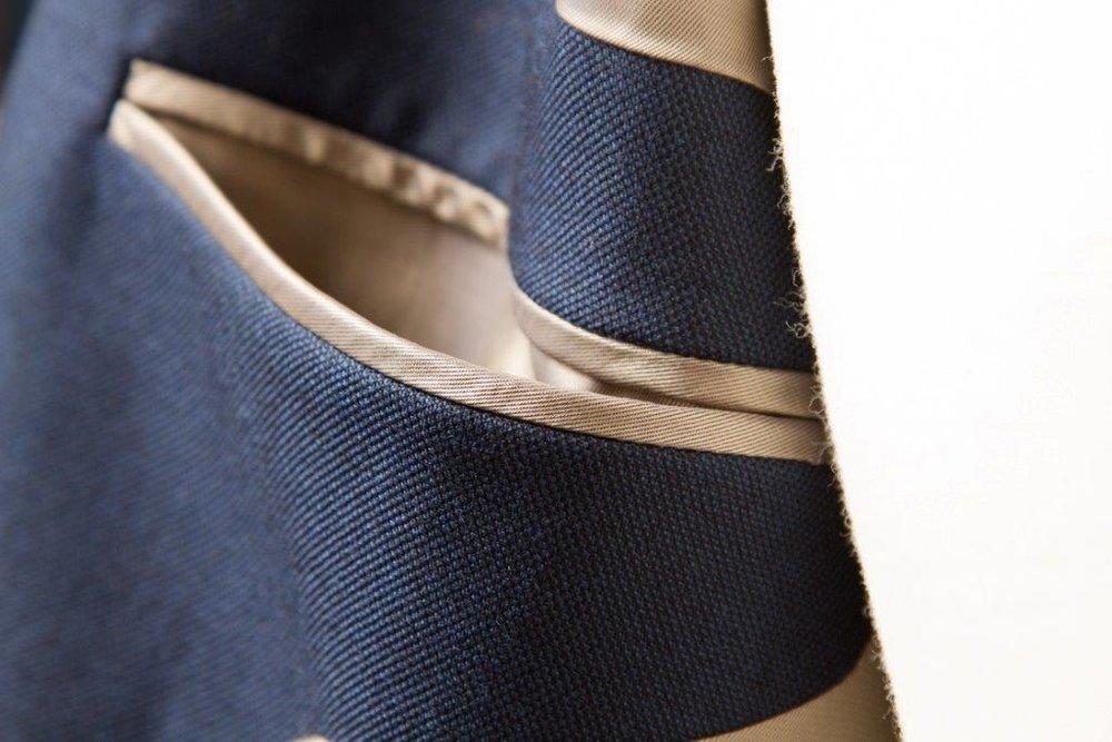 Blue+Hopsack+Double+Breasted+Blazer+Sportsjacket+with+Golden+Like+Buttons+Peak+Lapels.jpg
