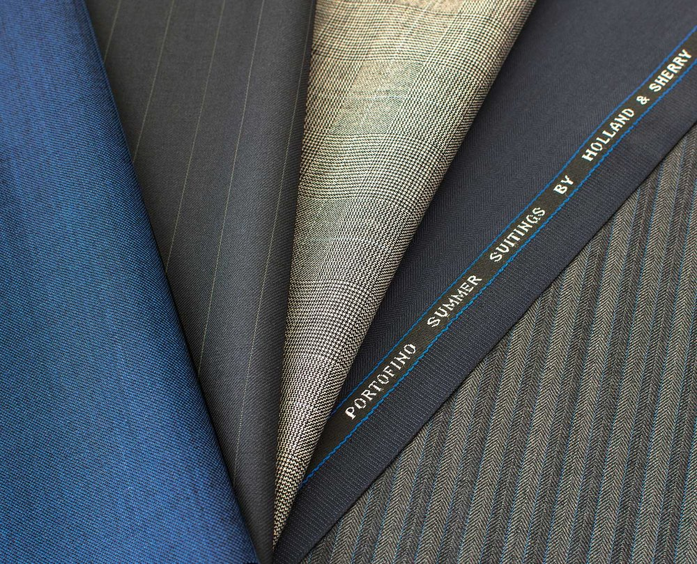 HS1811 265grm 8.5oz Portofino II Suit Jacket Trouser Fabric