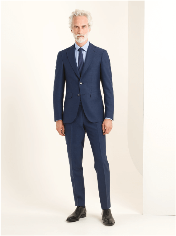 De Oost Bespoke Tailoring Scabal Spring Summer 2018 Collection Kingston Bay 2 Suit Jacket Trousers Fabrics.png