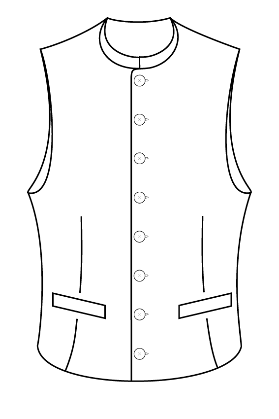 8 button mao rounded waistcoat.png