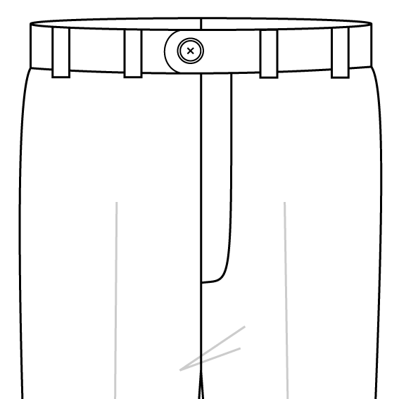8 loops trousers waistband.png