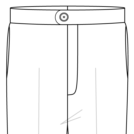 straight side pockets trousers front pockets.png