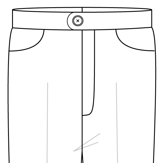 rounded pockets trousers front pockets.png