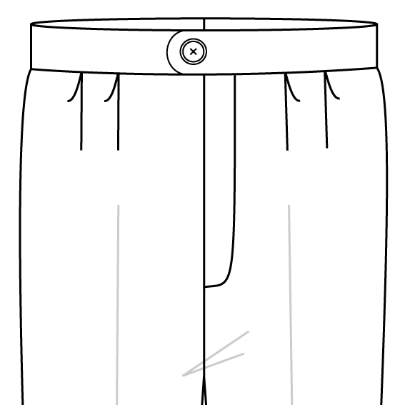 double pleats trousers style.png