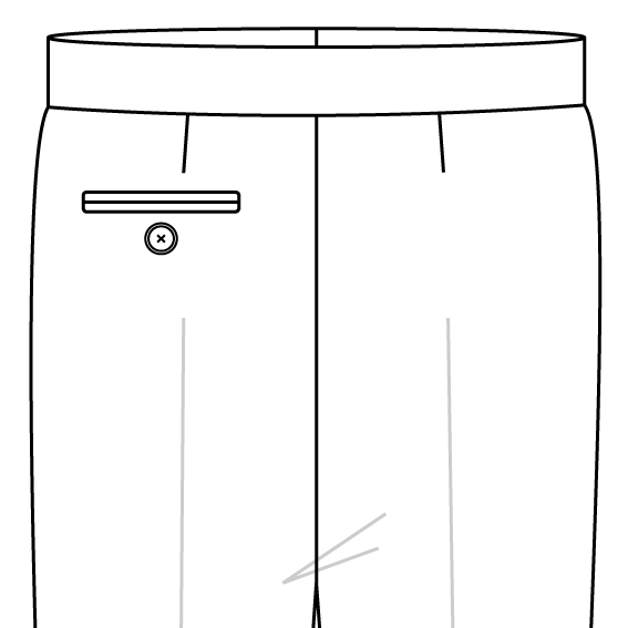 single back pocket -w button lip left-trousers back pockets.png