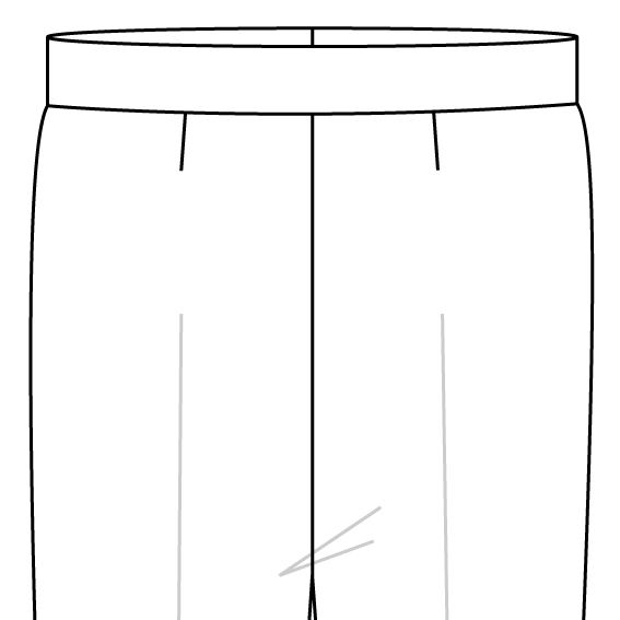 no pockets trousers back-trousers back pockets.png