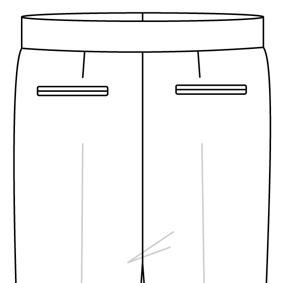 double back pockets-trousers back pockets.png