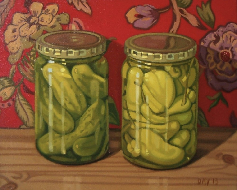 Pickles and Peppers