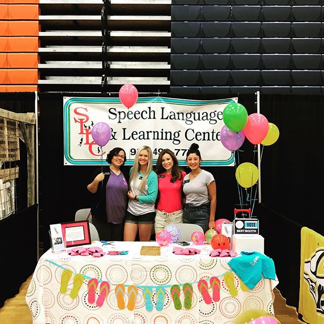 Come show SLLC's booth some support today! #experiencespringhill #sllc #freegiveaways #balloons #beachballs #coozies #freescreenings #springhill #columbia #lawrenceburg
