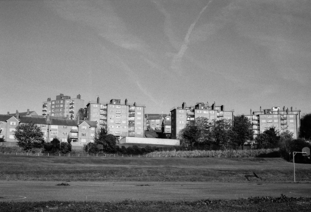A view of Bristol Estate
