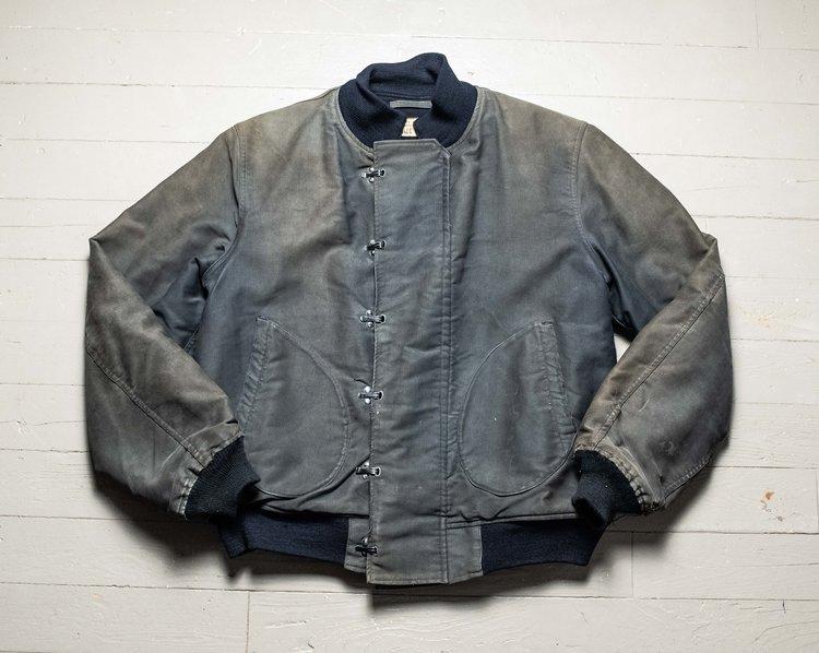 Rare Vintage Military and Workwear — Saunders Militaria