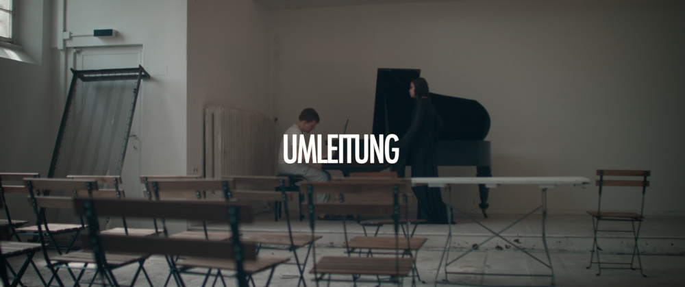 UMLEITUNG (2017)  Written & Directed by Dik Sum Man  Cinematography by Marcus Rodert