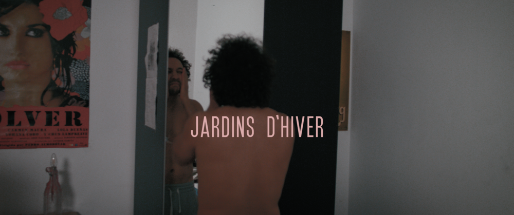 JARDINS D'HIVER (2016)  Written & Directed by Samuel Dennis  Cinematography by Marcus Rodert
