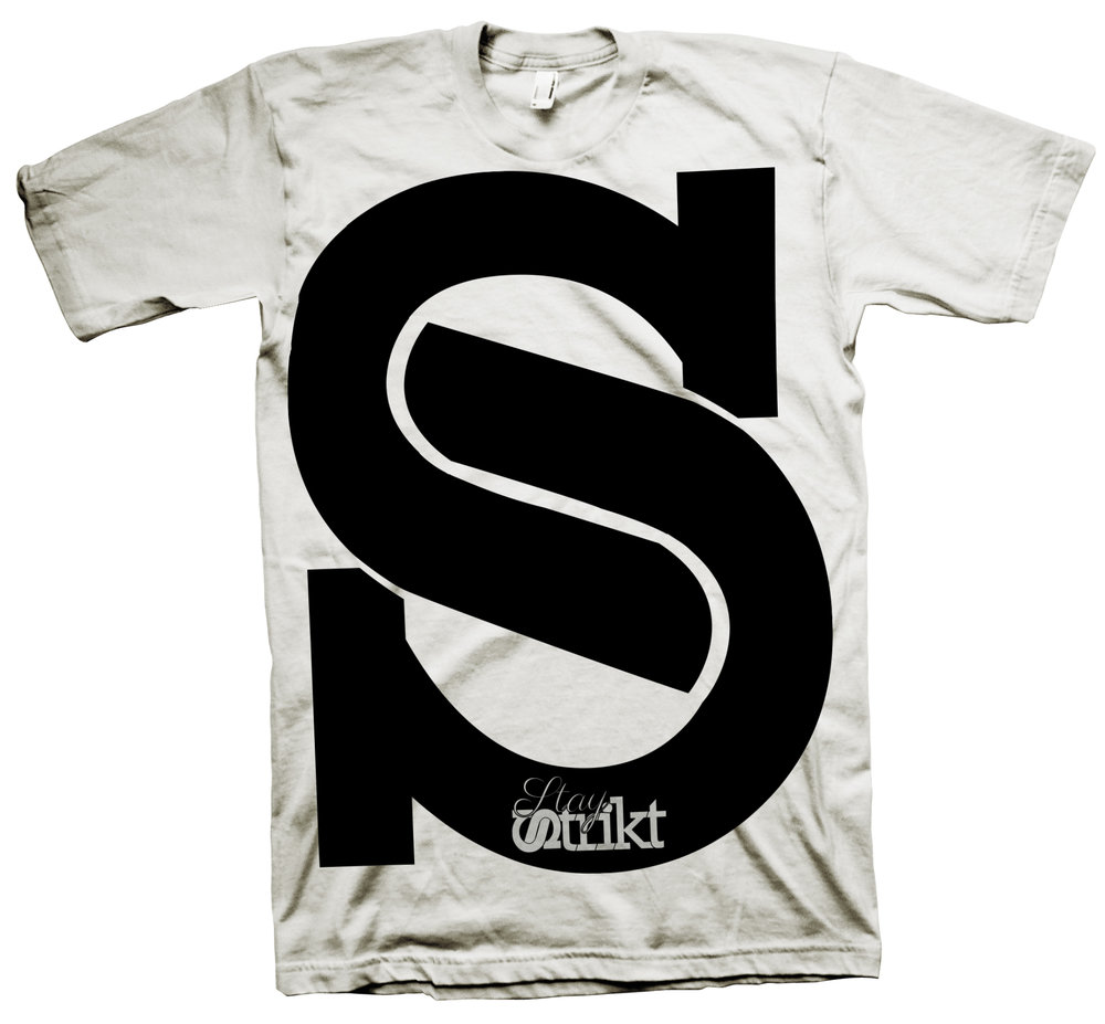 TSHIRT BIG S Stay strikt WHITE.jpg