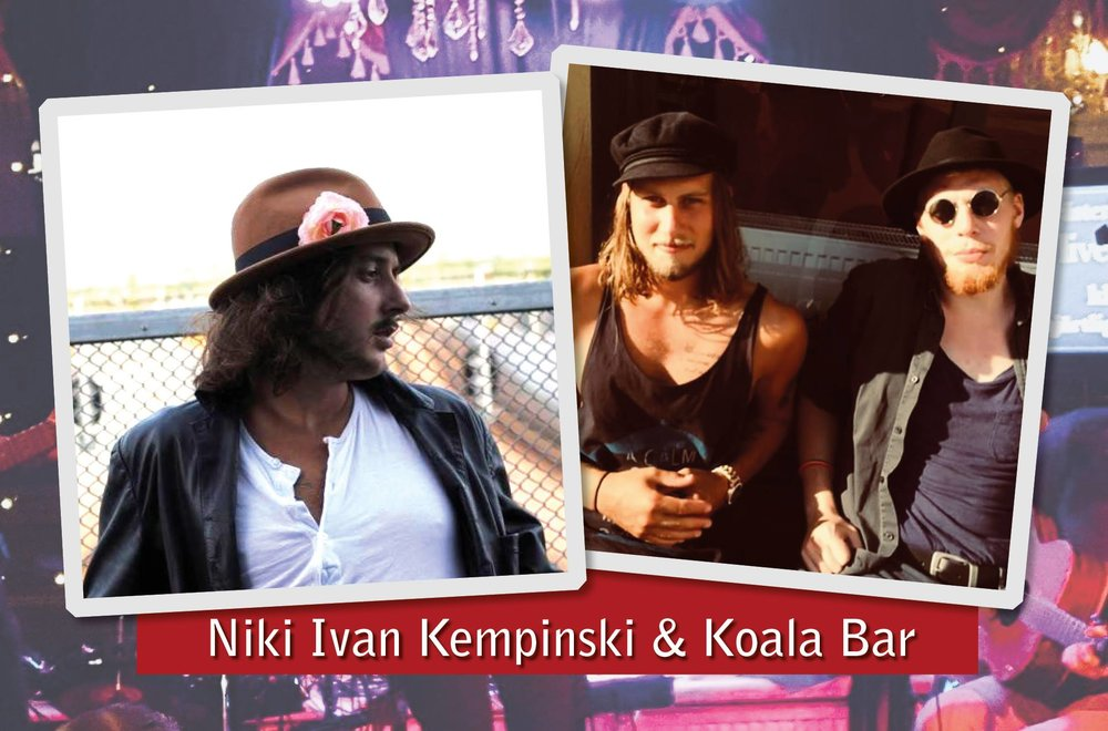 Niki Ivan Kempinski & Koala Bar