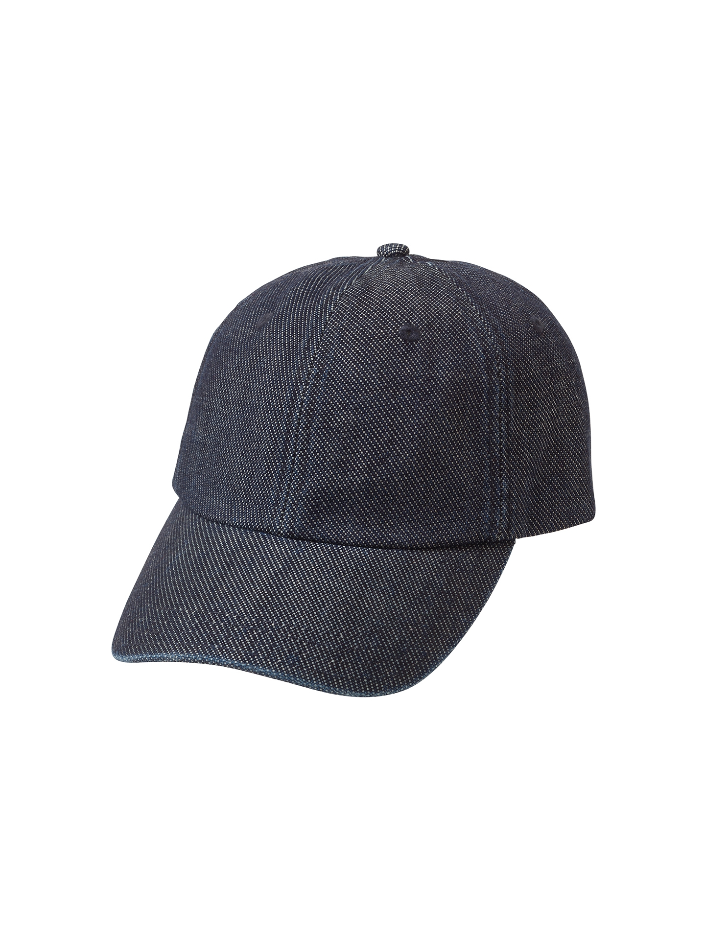 21cef5c2 Alternative Basic Chino Cap, Dark Denim — Iowa Dad Hats